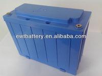 HOT// 12V 60Ah Lifepo4 battery for car