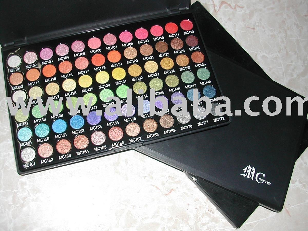 72 colores de ojos sombras de ojos maquillaje conjunto