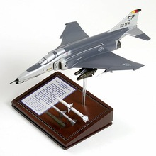 F-4g Phantom Wild Weasel Desktop Model Airplane