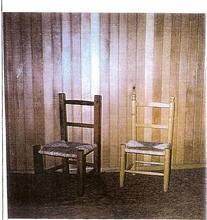 Wooden Chair Ol35