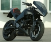 Buell Motorcycle, Stealthrod X1, antiradar