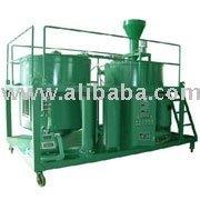 Engine Oil Regeneration / Oil Treatment System