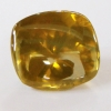 20. 87ct Natural Golden Zircon From Sri Lanka