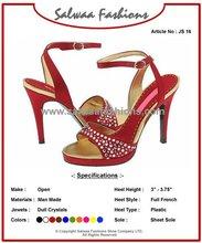 JS 16 Bridal Shoes
