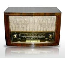Saba Freudenstadt 6-3D Antique Tube Radio