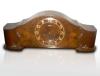 Antique Mantle Clock Germany Junghans Art Nouveau