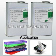 silicone crafts glue platinum curing silicone adhesive liquid glue