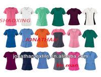 scrub set /medical uniforms /nurse scrub suit uniform