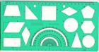Stencil Template Ruler,