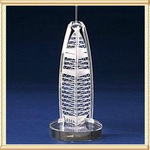 United Arab Emirates Crystal Burj Dubai Model For Souvenir Gifts