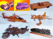 Clay Model Toys