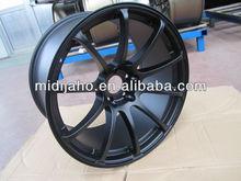 MATT BLACK 19*8.5/10.5 Alloy wheel rim for Ford,Honda,Nissan,Toyota