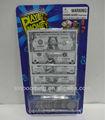 Dinheiro de papel papel jogar dinheiro brinquedo de presente promoção