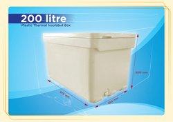 Insulated Fish Box
