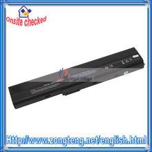 Laptop Battery for Asus A32-K52 A42-K52 A52 A62 K42 K52 K62 (6 Cells 10.8V 5200mAh) Black