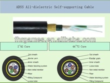 2-72 Core ADSS All-dielectric Self-supporting Cable