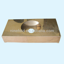 Sheet metal fabrication products, CNC processing sheet metal case, Custom sheet metal punching parts