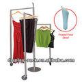 Piso ropa de pie soporte para colgar la ropa hsx-1184
