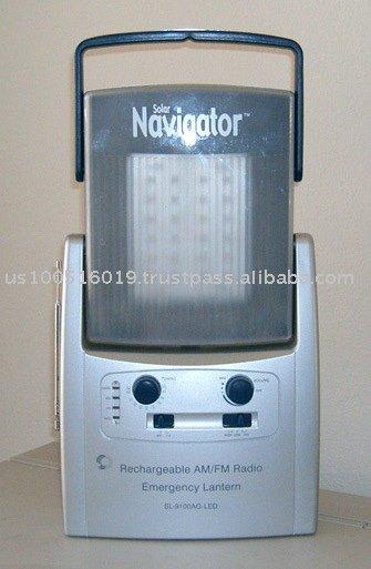 Solar Navigator Lantern