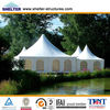 Small 3x3,4x4,5x5,6x6,8x8,10x10m Aluminum PVC White Garden Event Outdoor Wedding Party Marquee Pagoda Canopy Tent for Sale