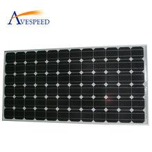 AVESPEED 150 series high efficiency Monocrystalline or poly best price per watt solar panels
