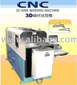 CNC 2d / 3D Wire Bending Machine