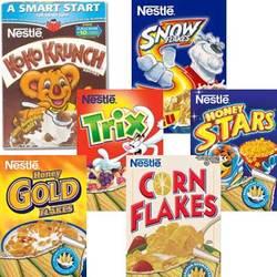 Koko Crunch-Nestle Breakfast Cereal
