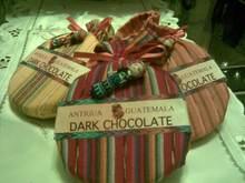 Guatemalan Dark Chocolate.