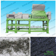 Used tires recycling equipment for sale
