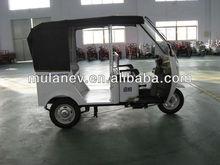 passenger electric trike riskshaw