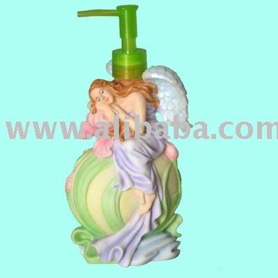 Angel Soap Dispenser