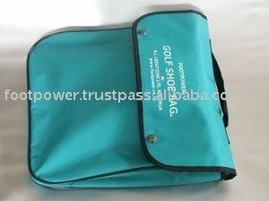 'footpower' Golf Shoe Bag