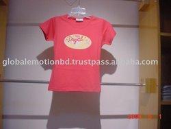 Cute printe design cotton children T-Shirts