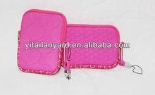 Beautiful Little Gift Neoprene Cosmetic Bags For Beautiful Women