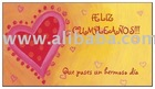 """birthday"" Magnet (Small) Small Magnet,"