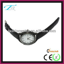 High quality gents diamond watch made in China watches men mechanical movement flat sport watches for men