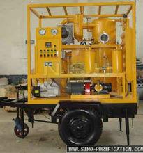 Sino-nsh VFD vacuum transformer oil restore