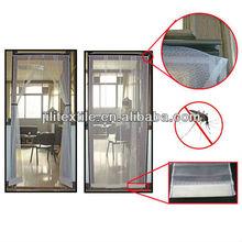 DIY fly screen door cutain window screen curtain