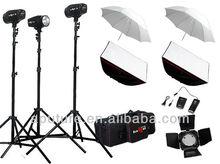 Aputure professional portable photo studio kit