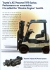 Battery Forklift,
