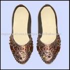 Soft Beaded Zari Ladies' Dress Shoes