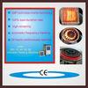 mini induction aluminum smelting furnace 50kw