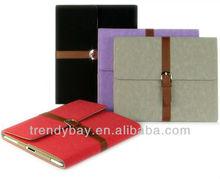 PU Leather Case for iPad 2 3 4