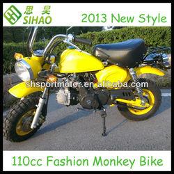 Yellow 110cc CE Fasion Fasion Bike Dirt Bike