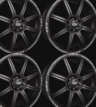 18 Adr Dv8 Black wheel Rims