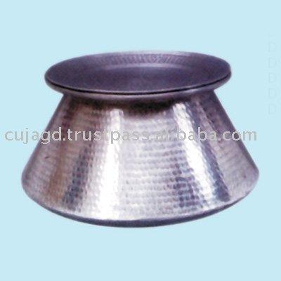 Aluminium Biryani Pot