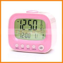 Fashion TV Shape Running Alarm Clock