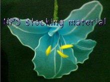Stocking Material Cattleya Flower Handmade