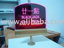 LED Electronic Denom Signs