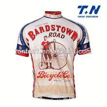 radio shack club cycling jersey